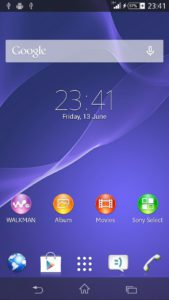 gds-xperiaz2-workspace